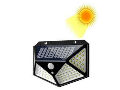 Світильники на сонячній батареї