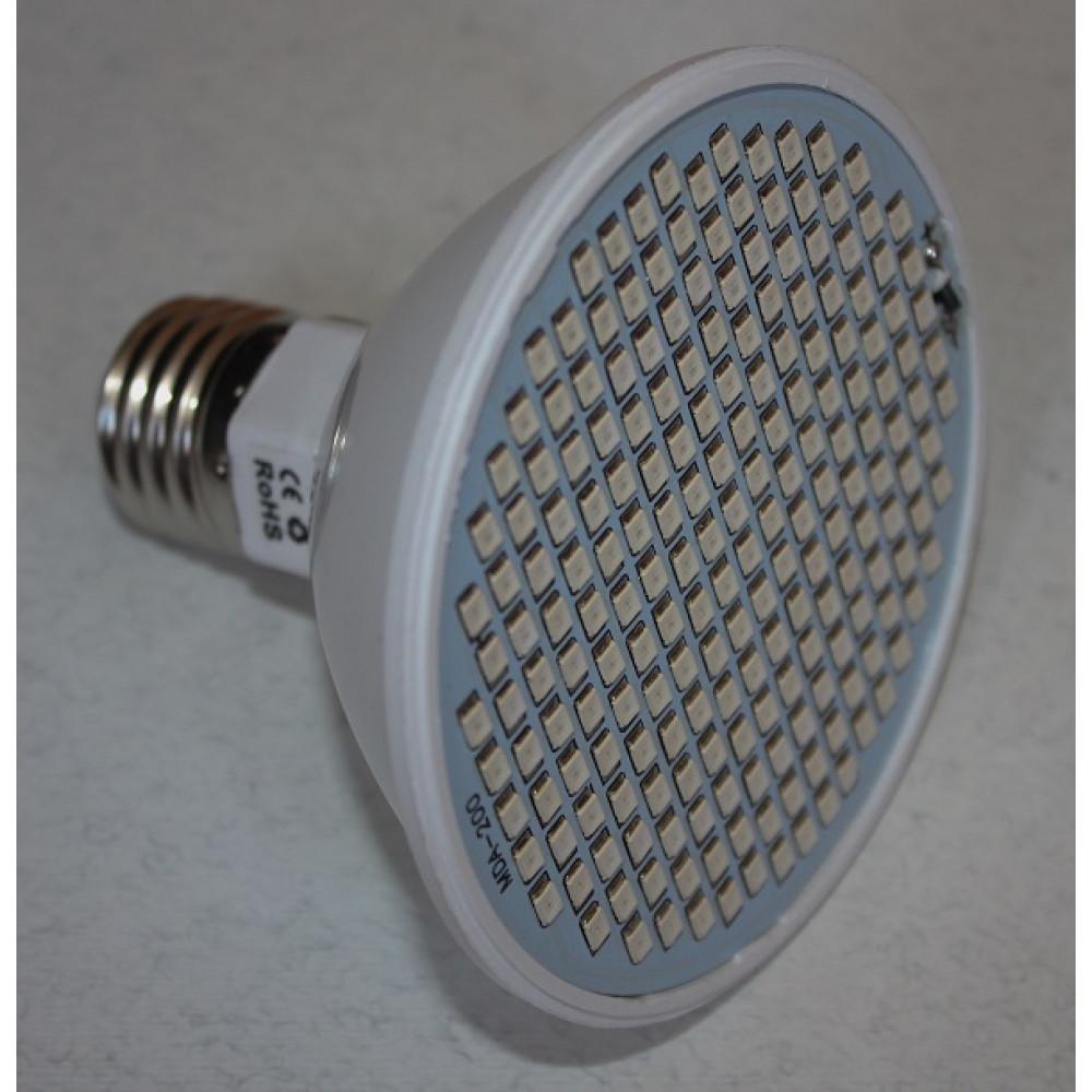 Фітосвітильник настільний на прищіпці 200 LED