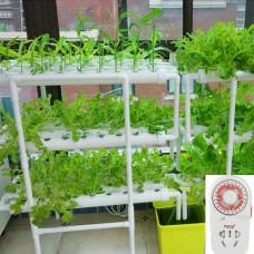 Гідропонна система на 108 рослин з таймером